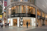 THE SUIT COMPANY新宿本店